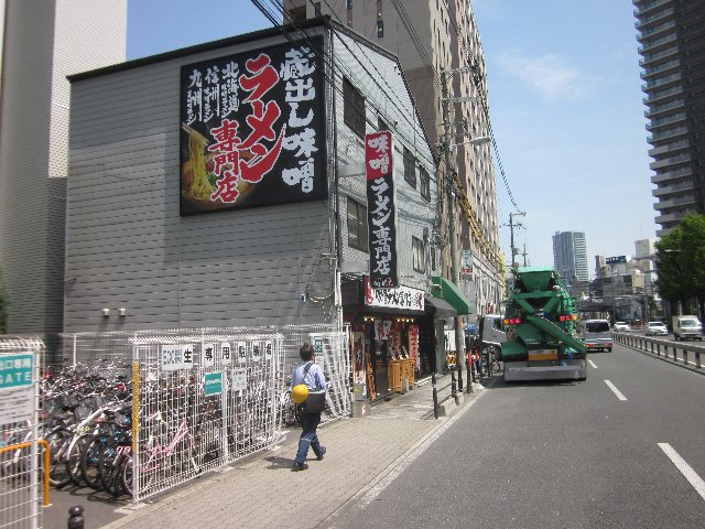 梅田店所在地